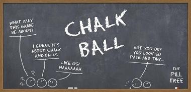 بازی سرگرم کننده ی Chalk Ball v 1.4 – اندروید